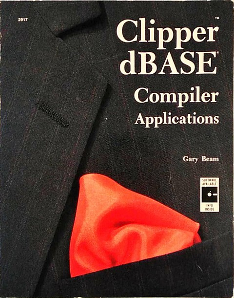 Clipper dBase compiler application