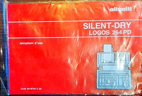 Olivetti Silent-dry logos 264 pd