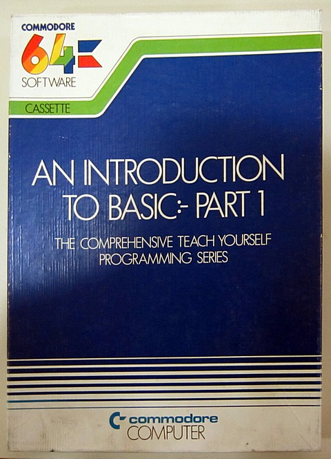 An introduction to basic part 1