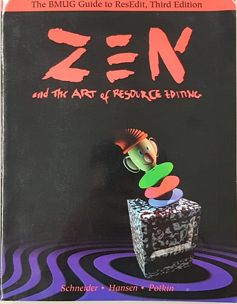 Zen and the art of resource editing