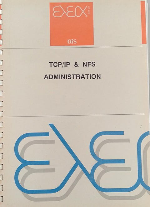 TCP/IP & NFS Administration