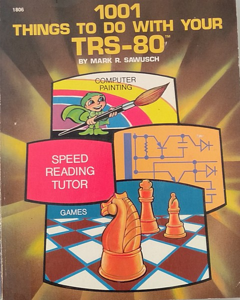 1001 things to do with your trs-80